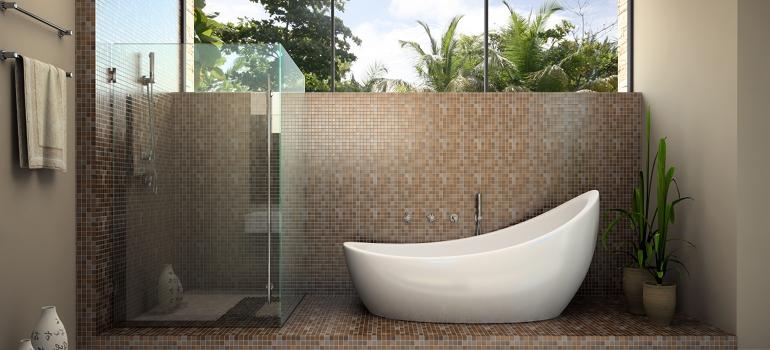 Modern Bathroom Spa