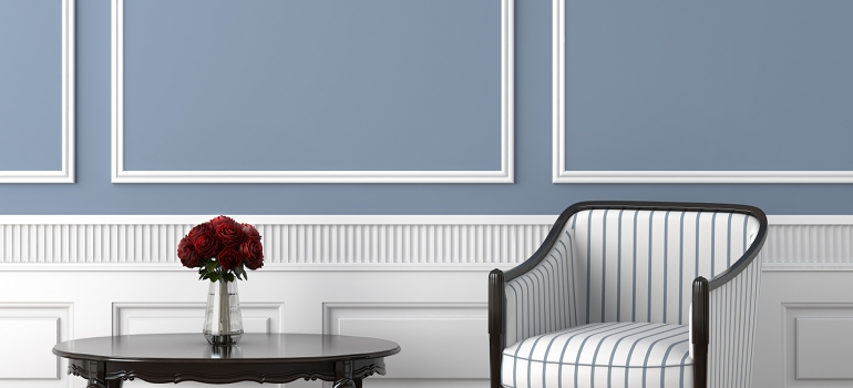 Pictures And Ideas For Chair Rail Molding Projects