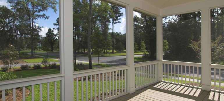 Pictures and ideas for screened porch projects enclosed screen room solutioingenieria Choice Image