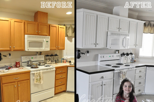 k3 Painted Kitchen Cabinet Redo Ideas on painted kitchen cabinets diy, painted kitchen cabinets update, painted kitchen cabinets paint, painted distressed kitchen cabinets, kitchen island redo,