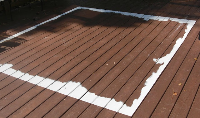 How To Make A Painted Rug On Your Deck Renocompare