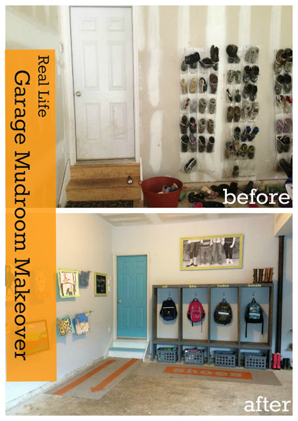 mudroom makeover1