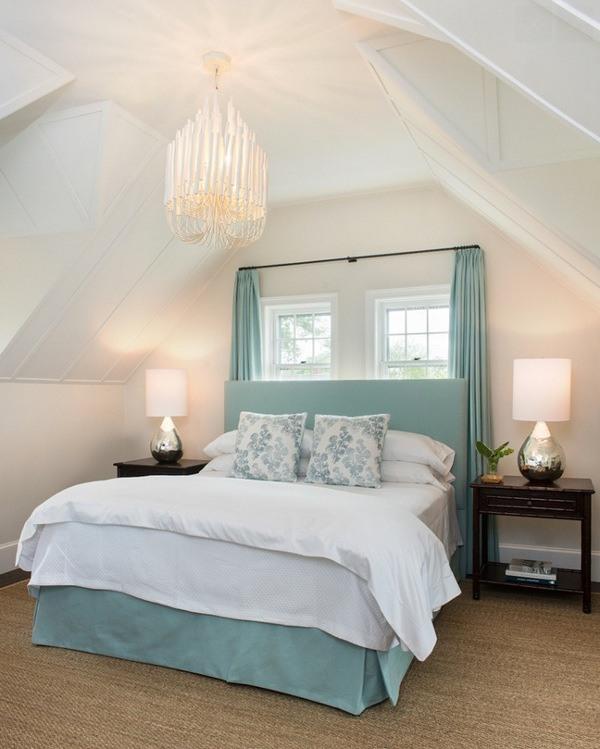Nantucket Bedroom Design Ideas: 28 Attic Guest Bedroom Remodel Ideas