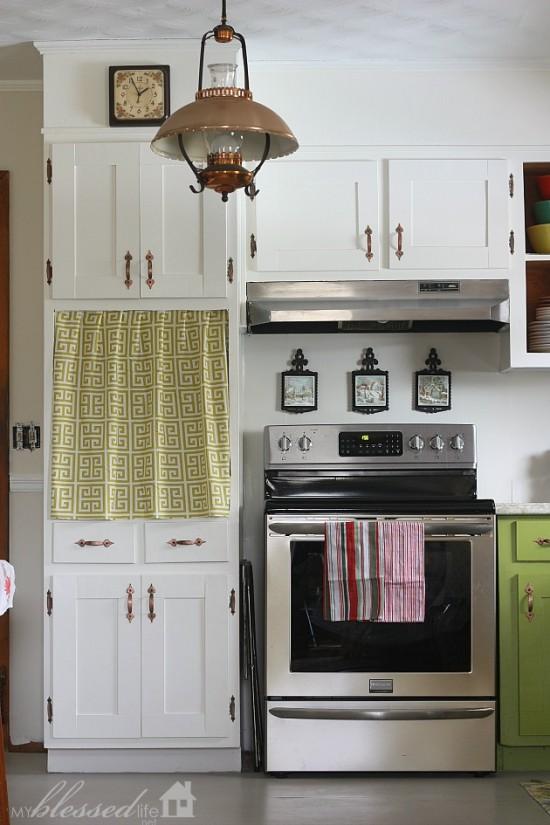 Kitchen Cabinet refurb after