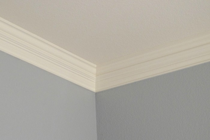 Cutting And Installing Crown Molding Made Super Easy