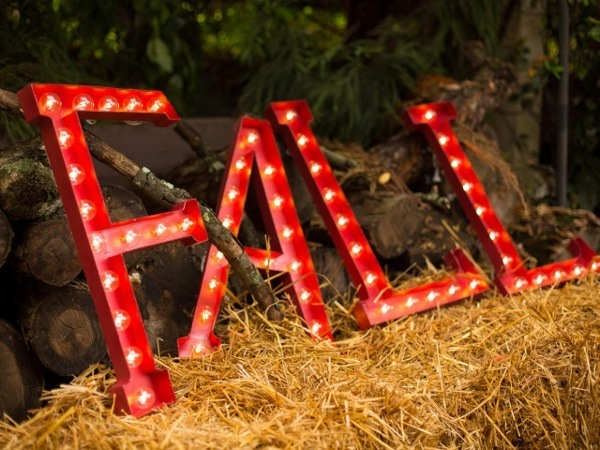 fall marquee letters