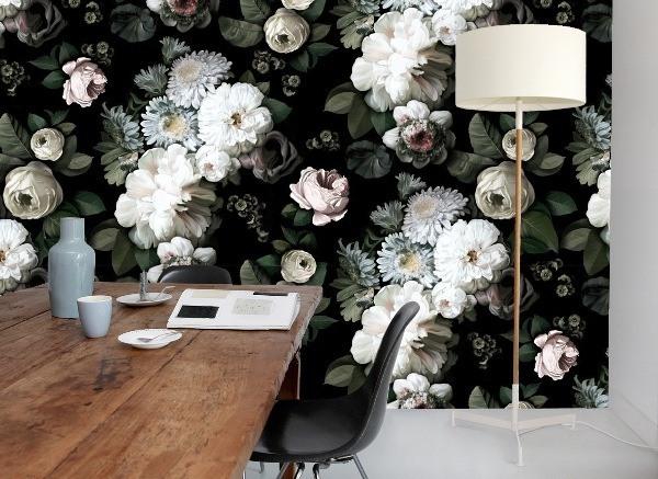 dark floral - ellie cashman design