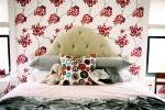 18 Modern Floral Bedroom Ideas