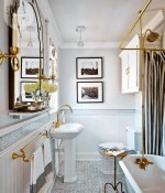 Bathroom Faucet Ideas in Brass, Copper and Gold