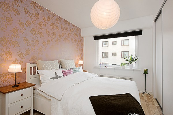 Small Bedroom Ideas - How to Decorate and Design a Small Bedroom ...