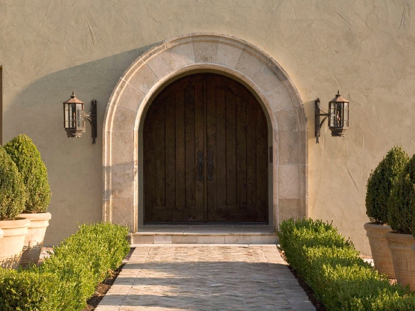 Find the right stucco finishes and stucco texture for your - Different exterior wall finishes ...