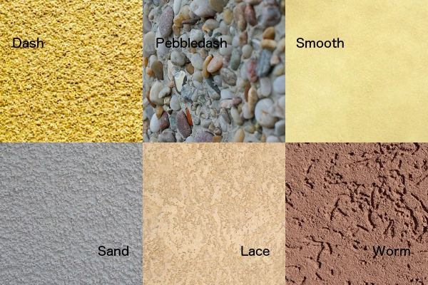 Find The Right Stucco Finishes And Stucco Texture For Your