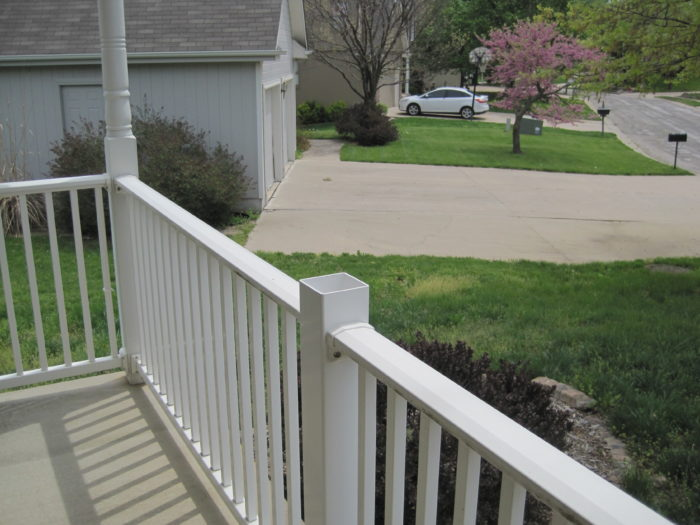 Missing Porch Post Cap