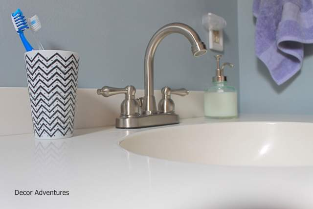 new taps and faucet
