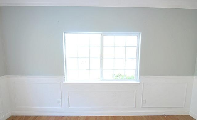 Picture Frame Wainscoting Installation | RenoCompare on stucco windows, crown molding windows, bar windows, accessories windows, siding windows, fireplace windows,