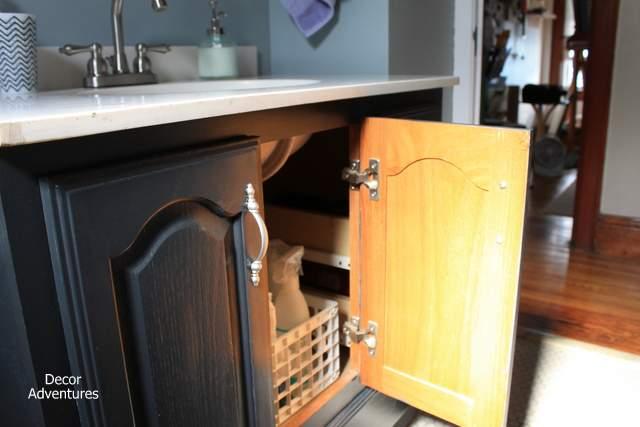 vanity cabinet door