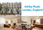 House Tour: Ashley Road, London, England