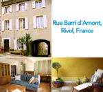 House Tour: Rue Barri d'Amont, Rivel, France