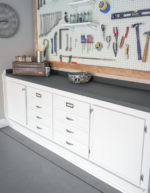 DIY Garage Workbench Ideas – A Workbench Transformation