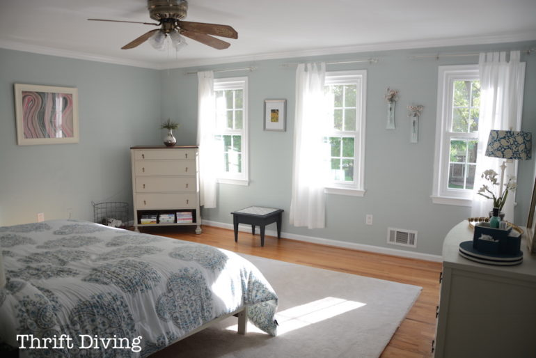 How To Install Crown Molding In Your Bedroom Diy Project