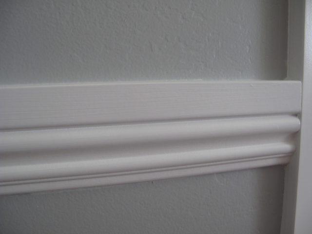 Master Bedroom Chair Rail Molding: DIY Installation ...