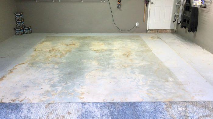 the incredible floor best show brilliant diy epoxy prep within in garage coating