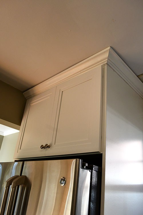 Adding Crown Molding To Kitchen Cabinets Renocompare