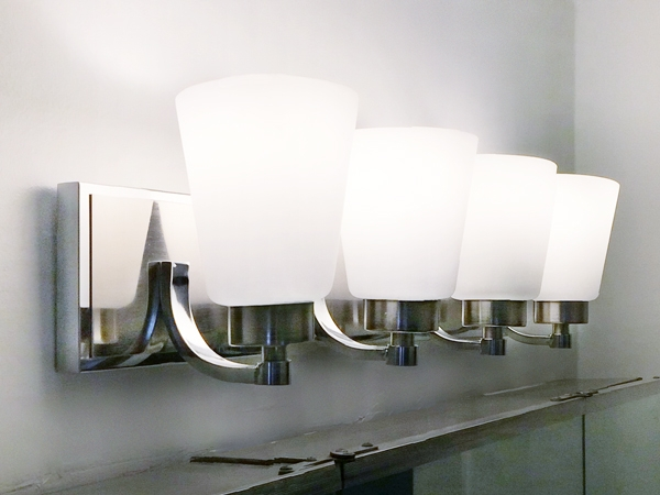 Bathroom Vanity Light Fixtures Up Or Down Renocompare