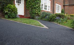 Driveway ideas pictures costs pavers concrete asphalt and gravel new asphalt driveway care and maintenance solutioingenieria Images